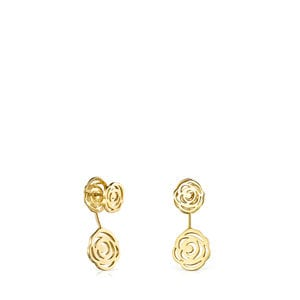 ATELIER Gold Rosa de Abril earrings