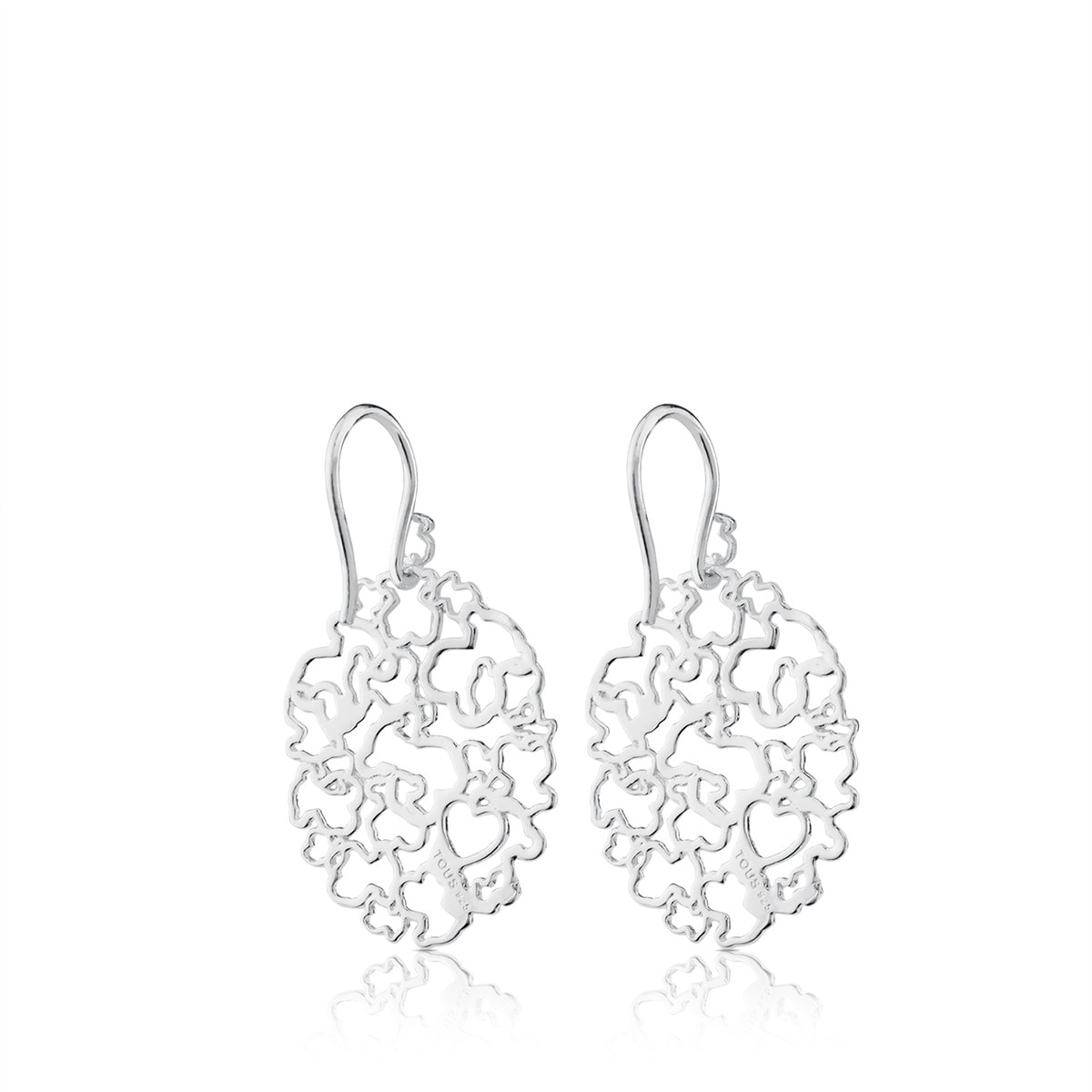 Silver Milosos Earrings