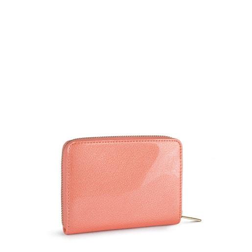 Billetero pequeño Dorp rosa
