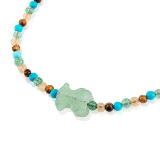 Tibet Bracelet with Gemstones