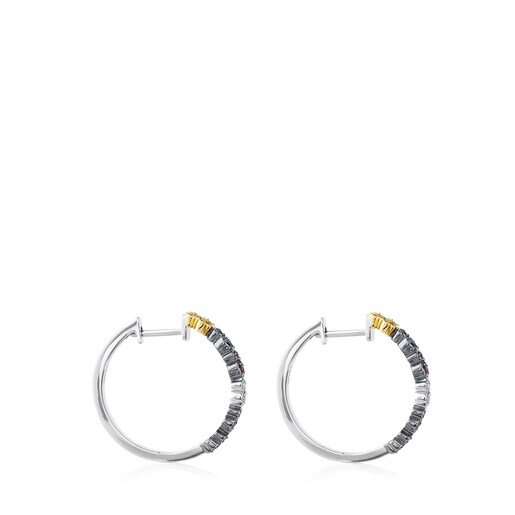 Boucles d'oreilles Fancy en Or