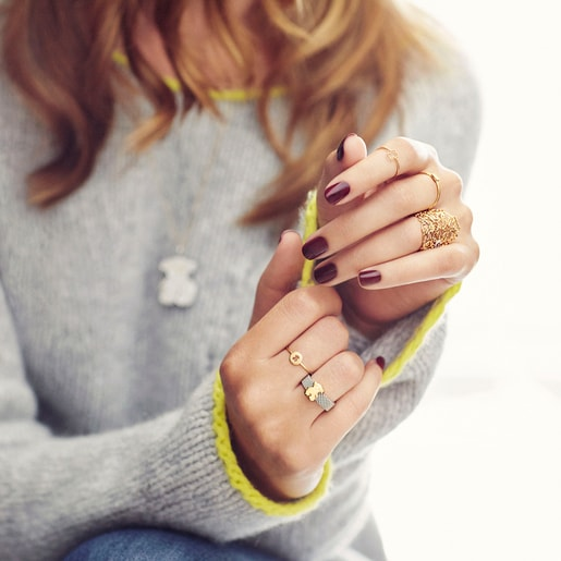Δαχτυλίδι Sweet Dolls από χρυσό