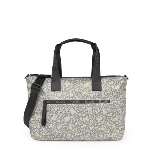 Beige-gray Kaos Mini Sport Gym Bag