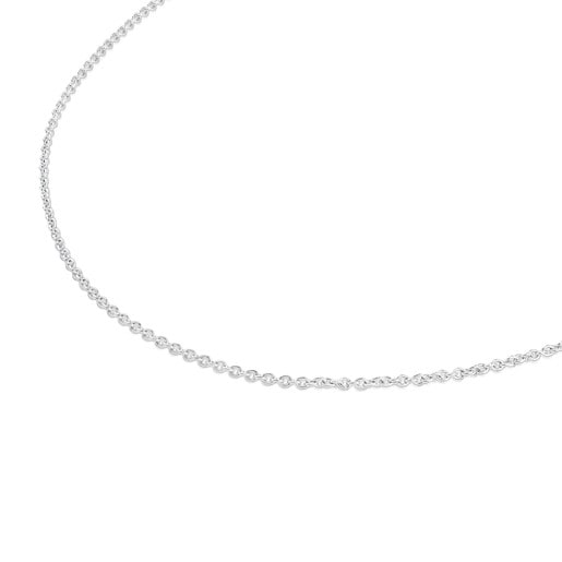 Stainless Steel TOUS Chain Choker 65cm.