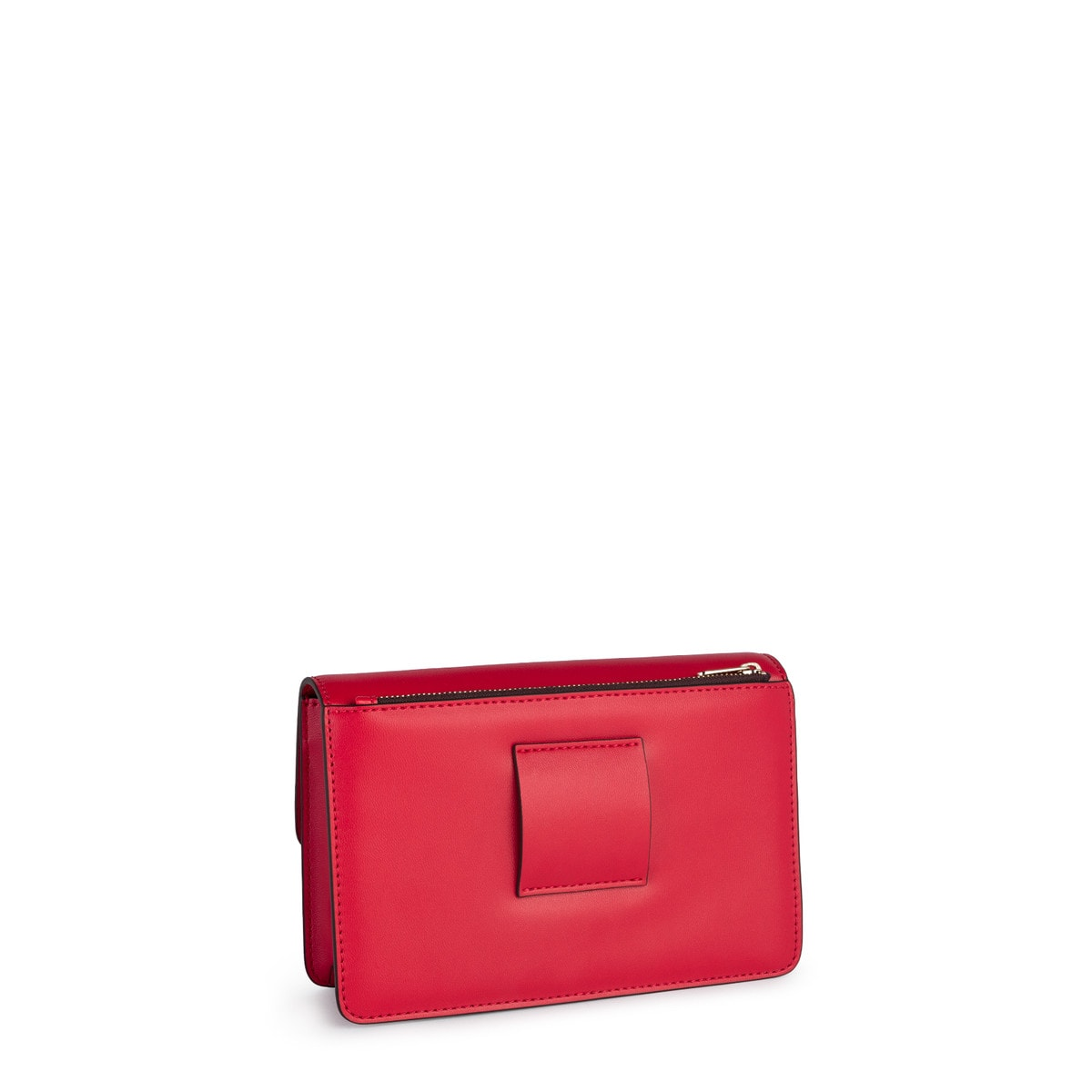 Small red Hold Crossbody Bag