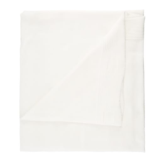 Toquilla Osito calado Blanco