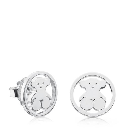 Silver Camille Earrings