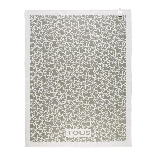 Kaos Blanket in white