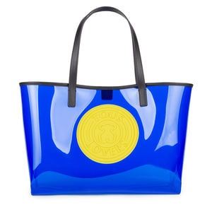 Large blue Tous Gum tote bag