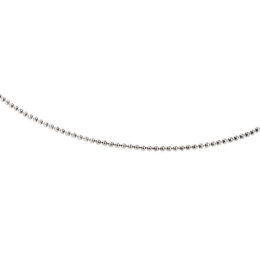 Gargantilha TOUS Chain em Prata