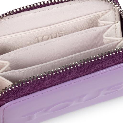 Medium lilac Dorp Change purse