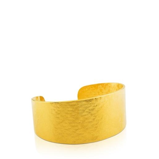 Vermeil Silver Grit Bracelet