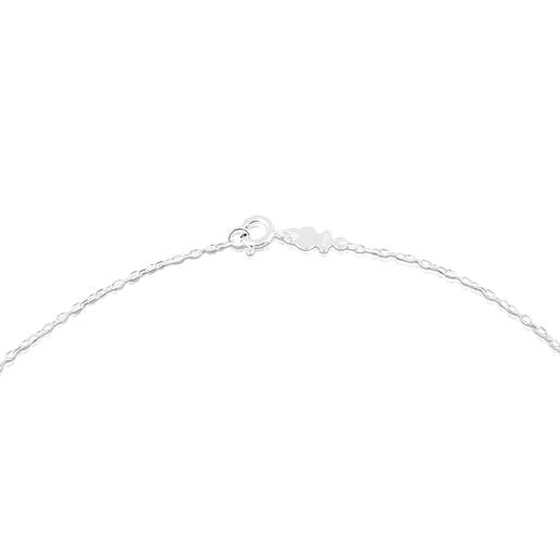 Gargantilla TOUS Chain de Plata 45cm.