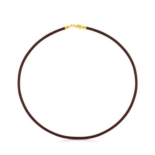 Halsband TOUS Chokers aus Gold