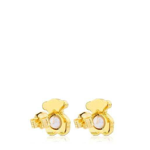Gold Sweet Dolls Earrings
