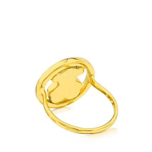 Δαχτυλίδι Camille από Χρυσό