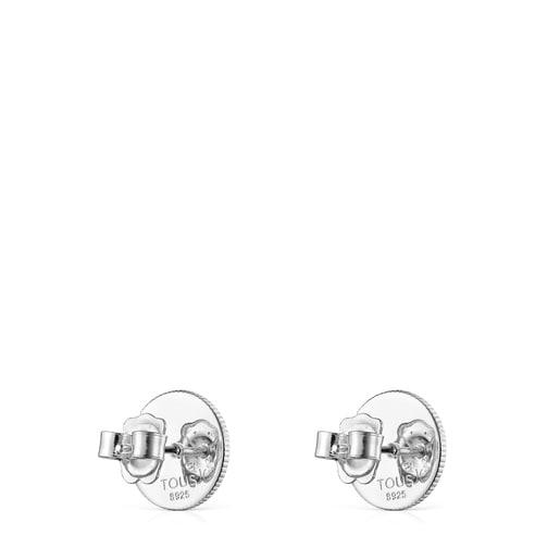 Boucles d'oreilles TOUS Good Vibes13 en Argent