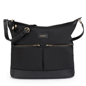 Black New Brunock Chain bag