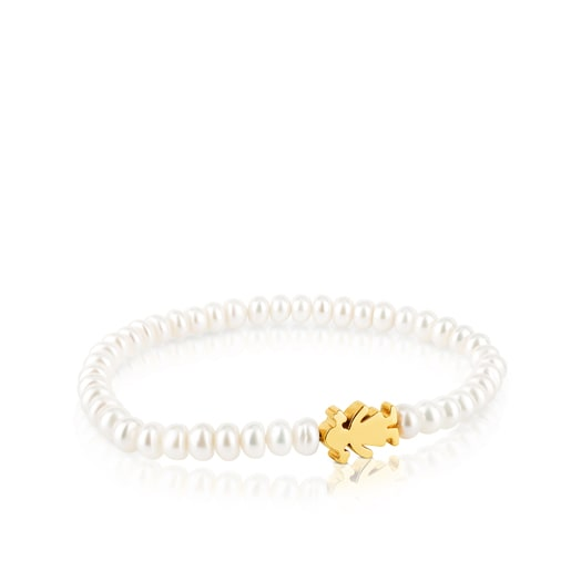 Bracelet Sweet Dolls en Or