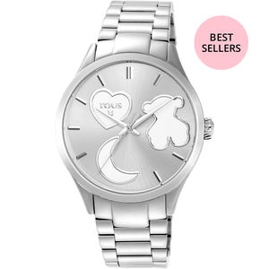 Reloj Sweet Power de acero
