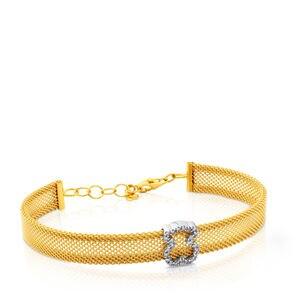 BraçaletIcon Meshd'Or amb Diamants
