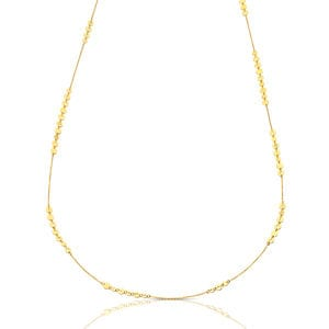 Vermeil Silver Confeti Necklace