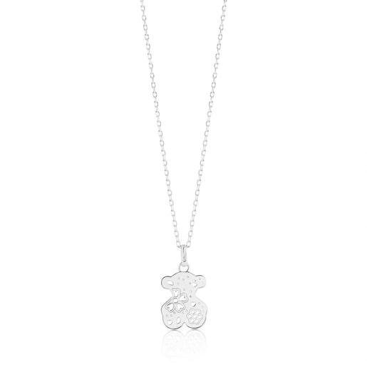 Silver Sugar Necklace