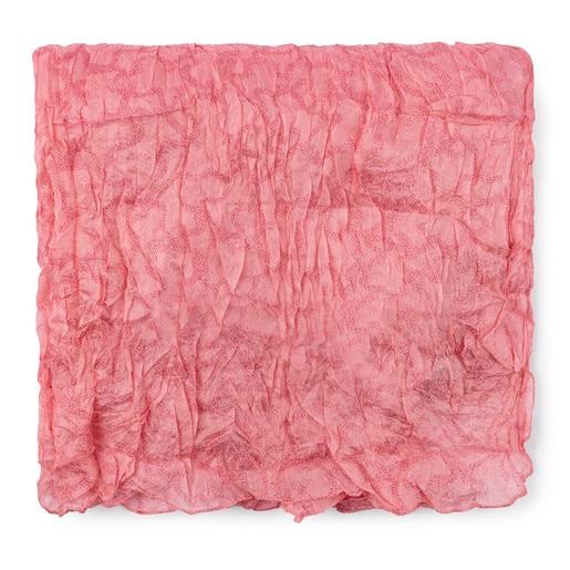 Foulard Kaos New en color rosa