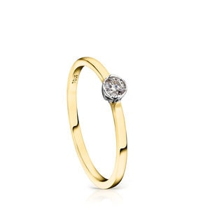Gold and Diamonds Boca Osos Ring