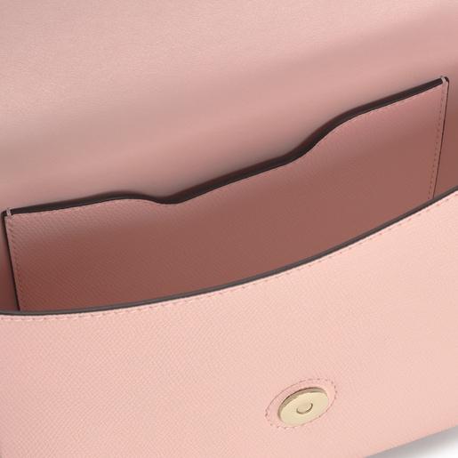 Bandolera Tous Essential rosa