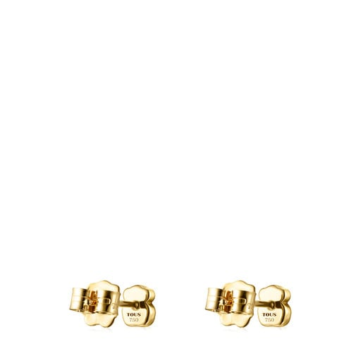 Gold and Mother-of-Pearl Glory Earrings