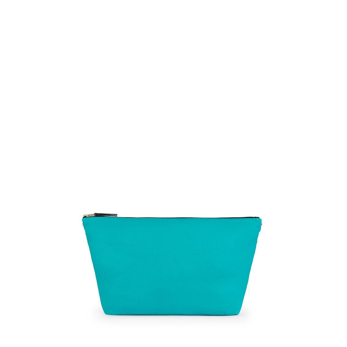Tous Turquesa Web Shock Color Pequeña Kaos Sitio En Bolsa Fucsia deQoCrxBW