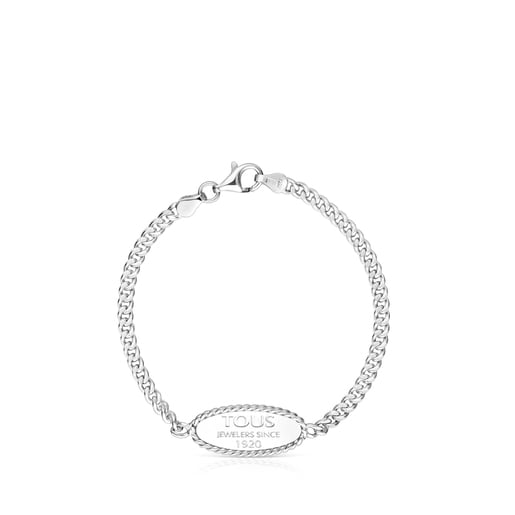 Silver TOUS Minne Bracelet