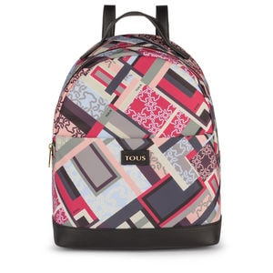 Medium multicolored Nylon Doromy Backpack