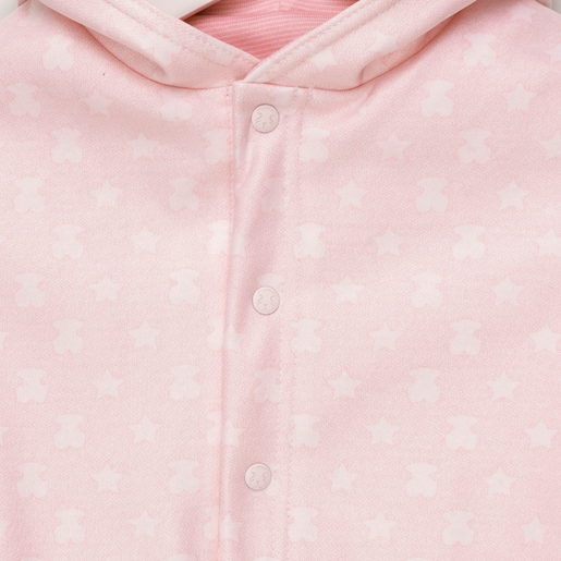 Capa de chuva Multipoints Rosa