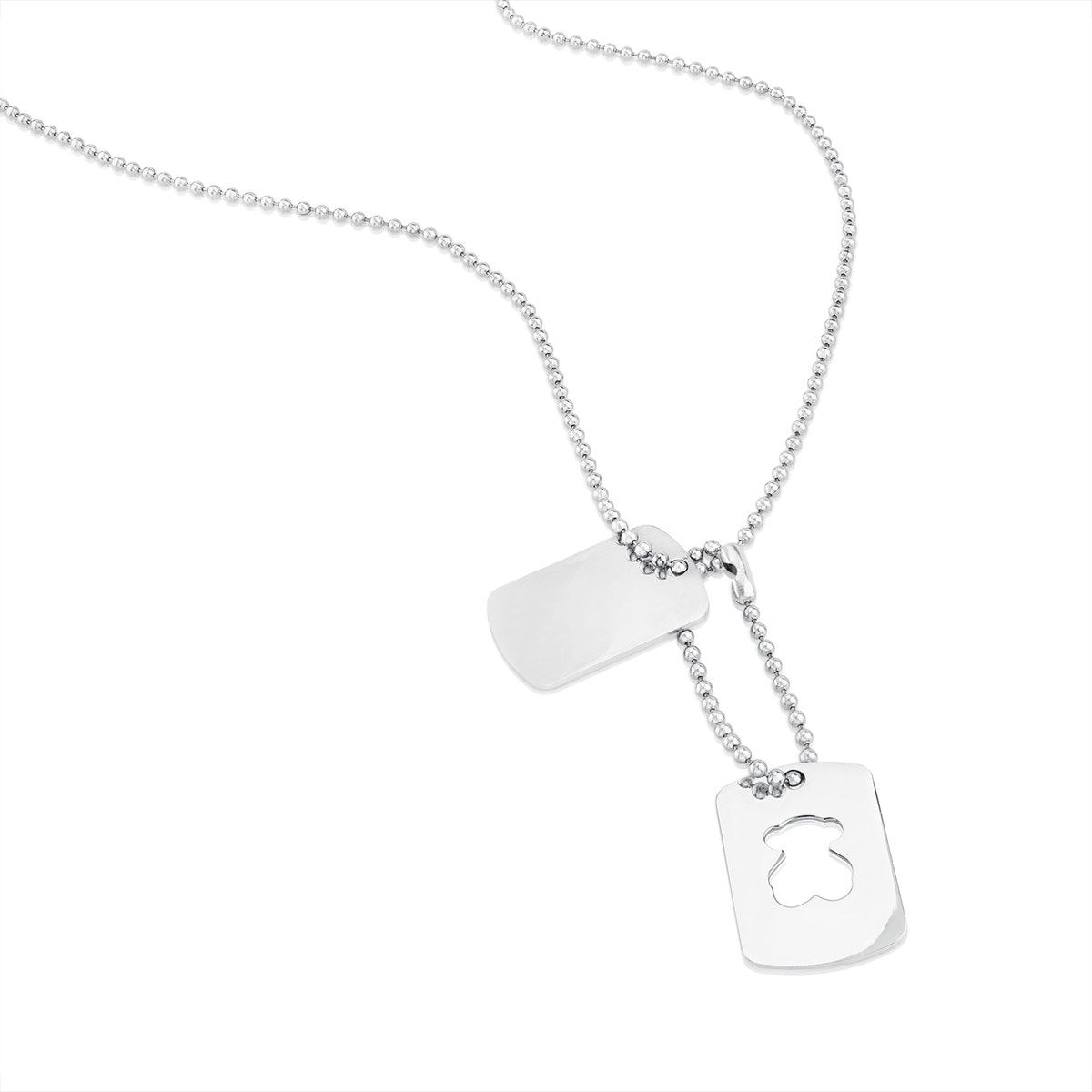Stainless Steel TOUS Acero Necklace