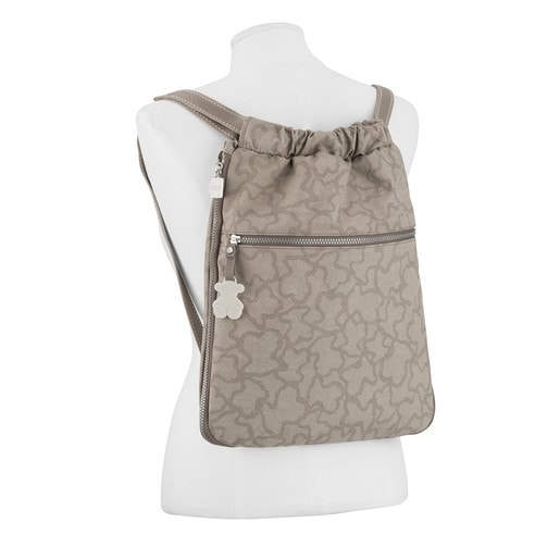 Stone colored Kaos New Colores Backpack