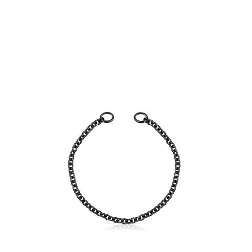 Bracelet Hold en Argent Dark Silver