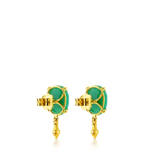 Σκουλαρίκια Beethoven από χρυσό
