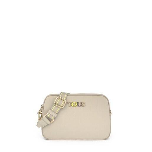 Beige New Essence Crossbody-waist bag