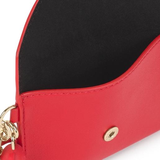 Porte-clés avec mini-trousse TOUS Envelope rouge