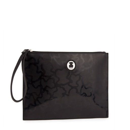 Clutch Kaos Shiny en color negro