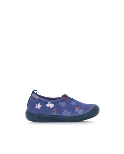 Escarpines Sea Star Azul