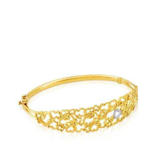 Armband Milosos aus Gold