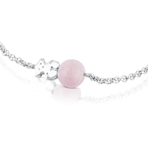 Pulsera Puppies de Plata