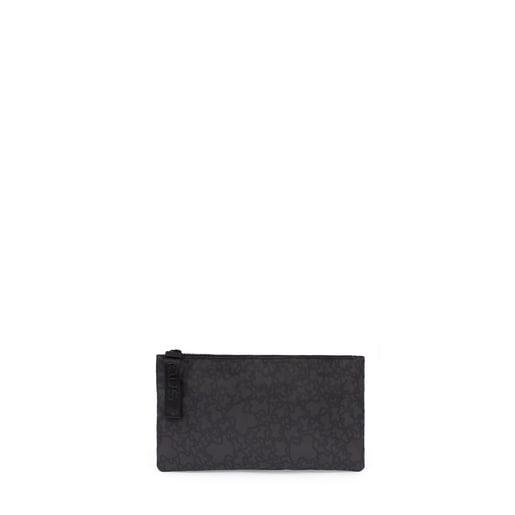 Neceser mediano Kaos Mini Sport negro-gris