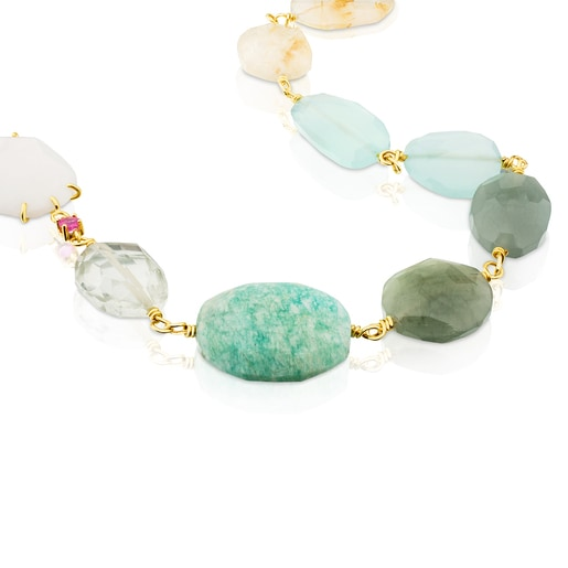 Collier Ethereal en or