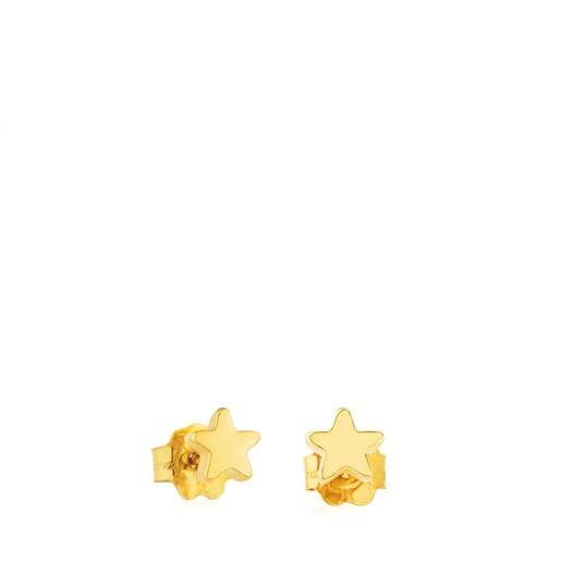 Pendientes TOUS Sweet Dolls XXS de Oro motivo Estrella