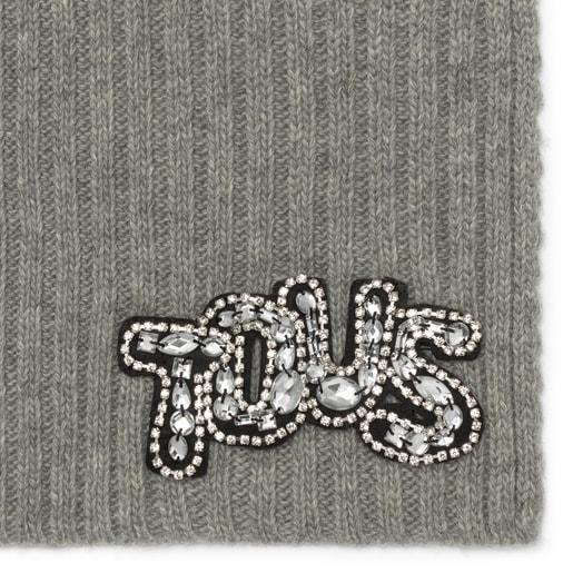 Schal Cuarzo in Grau