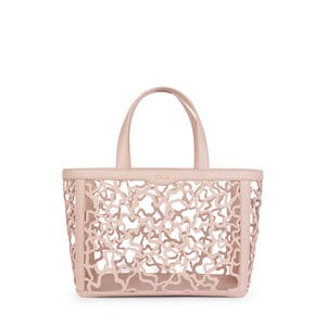 Medium pink Kaos Shock Tote bag